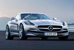 Mercedes confirma la fabricación del deportivo SLC