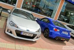 Presentación y toma de contacto: Subaru BRZ. Deportividad para todos los públicos