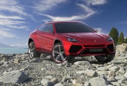 Se filtran las primeras imágenes del Lamborghini Urus