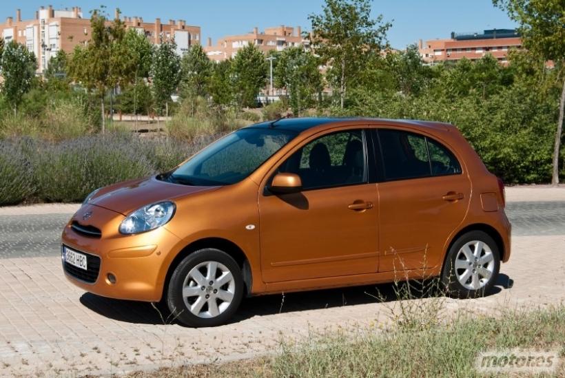 Nissan Micra 1.2G 80 CV Tekna Premium. La ciudad es para mí