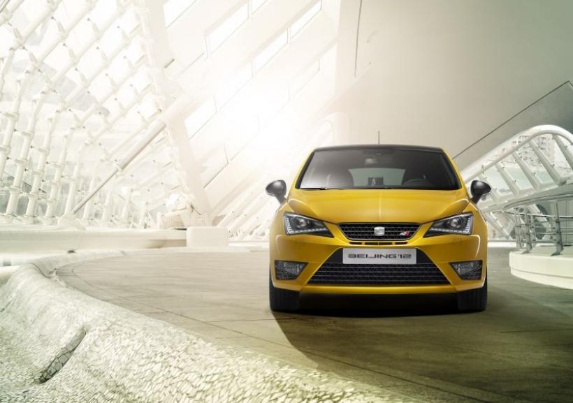SEAT Ibiza Cupra concept: nueva vestimenta y equipamiento