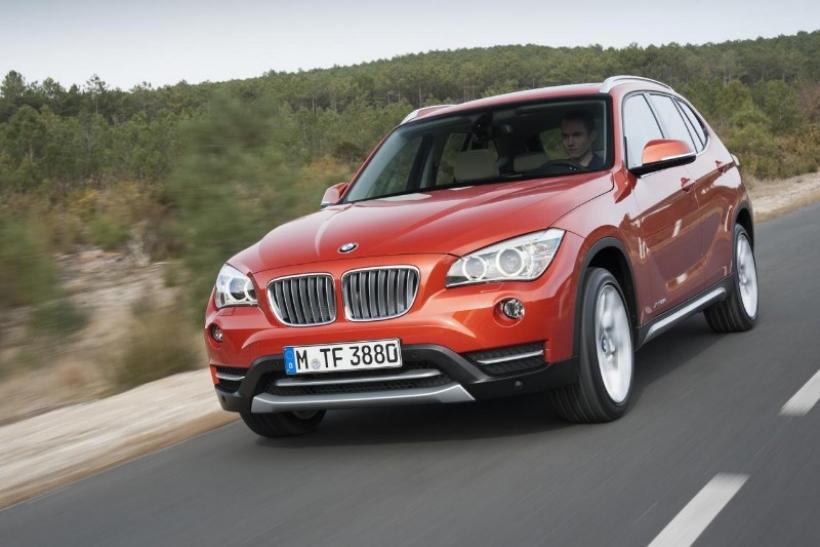 Amplia galería del BMW X1 restyling