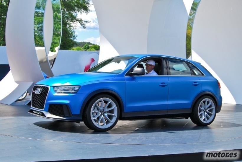 Wörthersee Tour 2012: Audi RS Q3 Concept