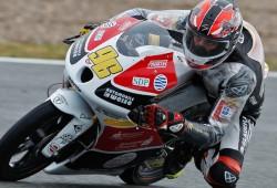 Primera victoria de Rossi en el mundial