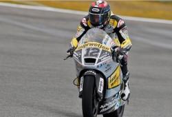 Thomas Luthi gana en Moto 2 y Espargaró nuevo líder del mundial