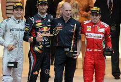 Victoria de Webber en Mónaco y liderato para Fernando Alonso
