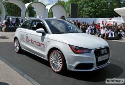 Wörthersee Tour 2012: Audi A1 Quattro y e-tron