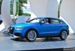 Wörthersee Tour 2012: Audi RS Q3 Concept