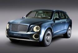 Bentley participaría en el Rally Dakar para promocionar su nuevo SUV