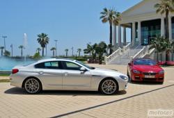 Presentación nacional del BMW Serie 6 Gran Coupé: Más practicidad, mismo carácter deportivo