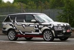 Fotos espía: Range Rover 2012