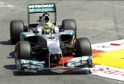 GP Mónaco 2012, Libres 3: Rosberg lidera una sesión igualada