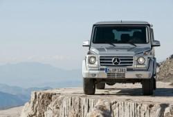 España: Mercedes Clase G 2012, desde 97.600 €uros