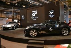 Nissan y GT Academy en el Salón de Madrid 2012