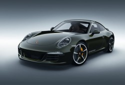 Porsche fabricará el 911 Club Coupé
