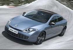 Renault Laguna Coupé dCi 110 CV: Bonito y frugal