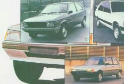 Repasamos los concept cars que dieron lugar a modelos destacados de los años 80 y 90 (parte I)
