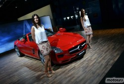 Salón de Madrid 2012: Mercedes-Benz y smart