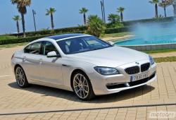 Toma de contacto - BMW Serie 6 Gran Coupé. Exclusividad con cuatro puertas