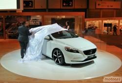 El stand de Volvo en el Salón de Madrid 2012
