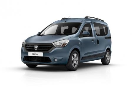 El Dacia Dokker, comercial derivado del Lodgy, es oficial