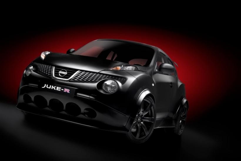 Nissan fabricará una pequeña tirada del Juke R
