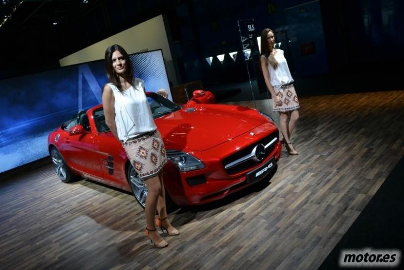 Salón de Madrid 2012: Mercedes-Benz y smart