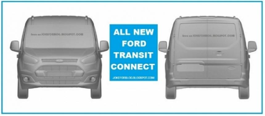 Se filtran los Ford Tourneo Connect 2012 y Transit