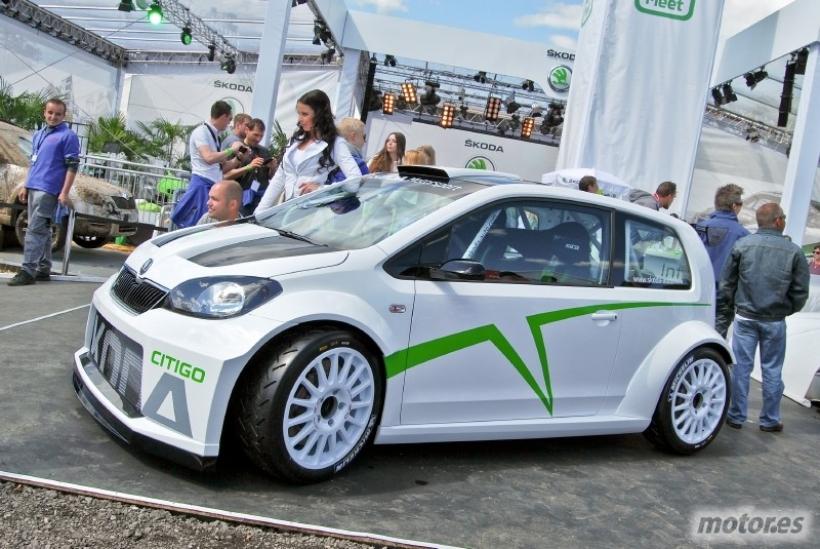 Wörthersee Tour 2012: Skoda Citigo Rally