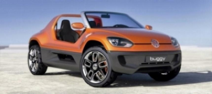 Volkswagen planea un SUV compacto basado en Up!