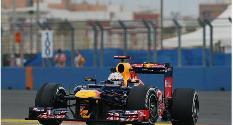 GP Europa 2012, Libres 2: Vettel el más rápido