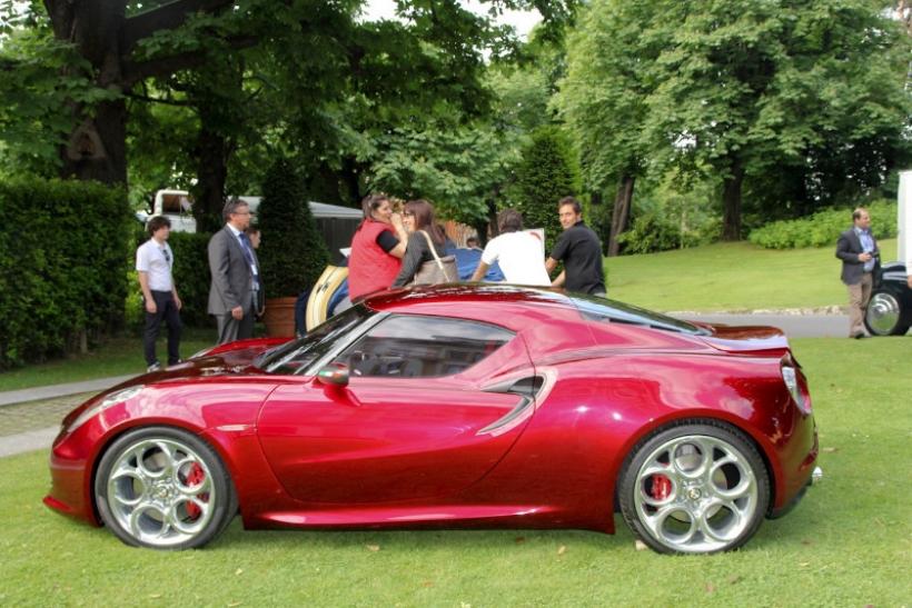 Surgen nuevos detalles del Alfa Romeo 4C