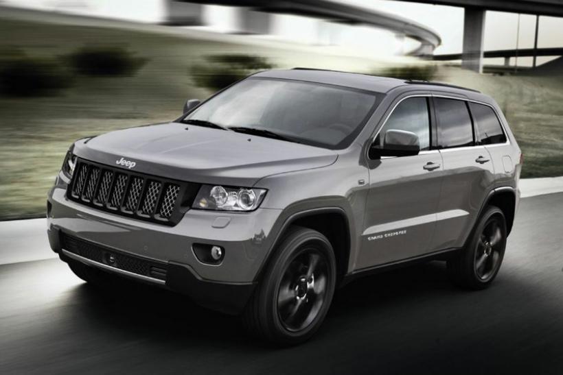 Jeep Grand Cherokee S-Limited, sólo para Europa