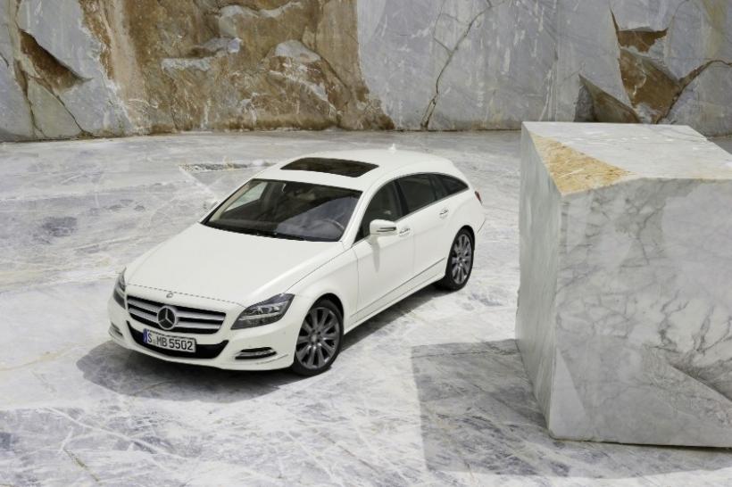 Mercedes-Benz presenta el CLS Shooting Brake: La reinvención del CLS