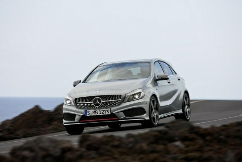 Mercedes Clase A 2012: En España, a partir de 25.500 euros