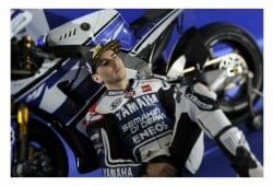 Lorenzo se queda hasta 2014 en Yamaha
