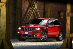 Jeep Grand Cherokee SRT, puro músculo