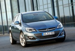 Oficial: Opel Astra restyling