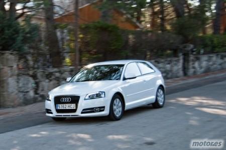 Audi A3 1.6 TDI 99 gr. Mucha calidad, poco consumo