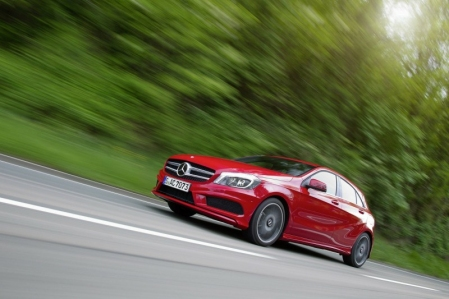 Mercedes nos muestra el Clase A 2012 en una completa galería de 148 fotos