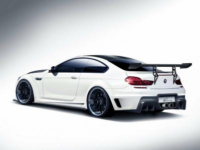 El BMW M6 más agresivo: Lumma CLR 6 M