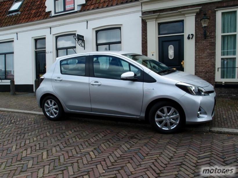 Toyota Yaris híbrido: toma de contacto en Ámsterdam