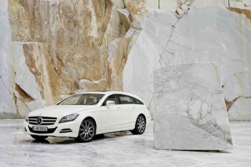 Vemos el Mercedes-Benz CLS Shooting Brake en vídeo y una completa galería