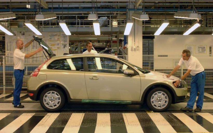 Volvo busca socio para fabricar en EEUU (y podría ser Fiat)