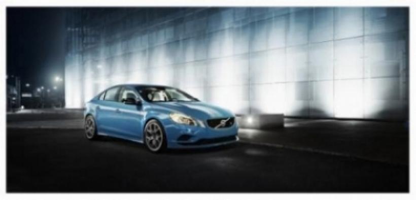 Volvo presenta el S60 Polestar Concept con 508 caballos de potencia