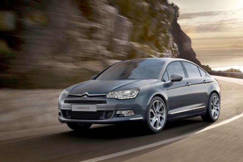 Citroën presenta la nueva gama C5 2012