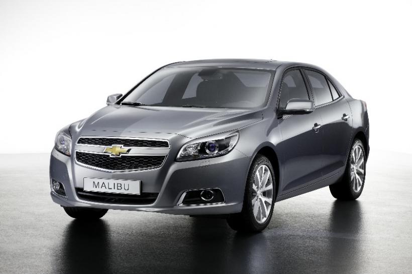 El Chevrolet Malibu aterriza en España