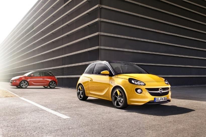 El Opel Adam es oficial