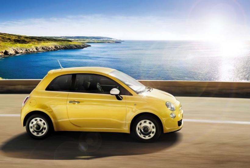 España: Nueva gama FIAT 500, a partir de 11.650 euros