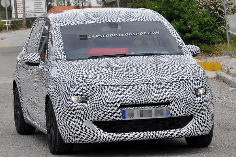Fotos espía: Citroën C4 Picasso 2013